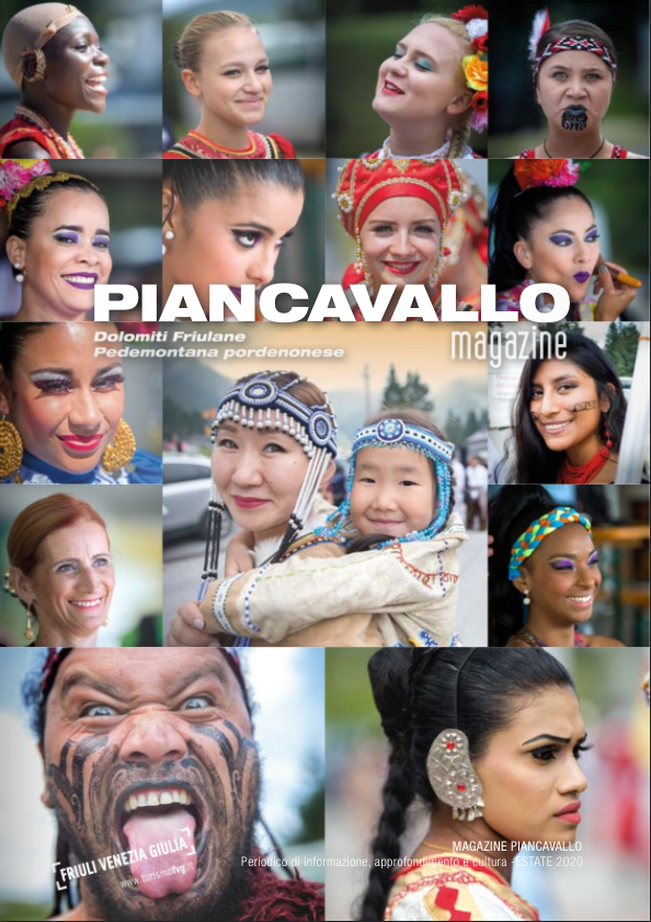 Piancavallo Magazine Estate 2020 Copertina