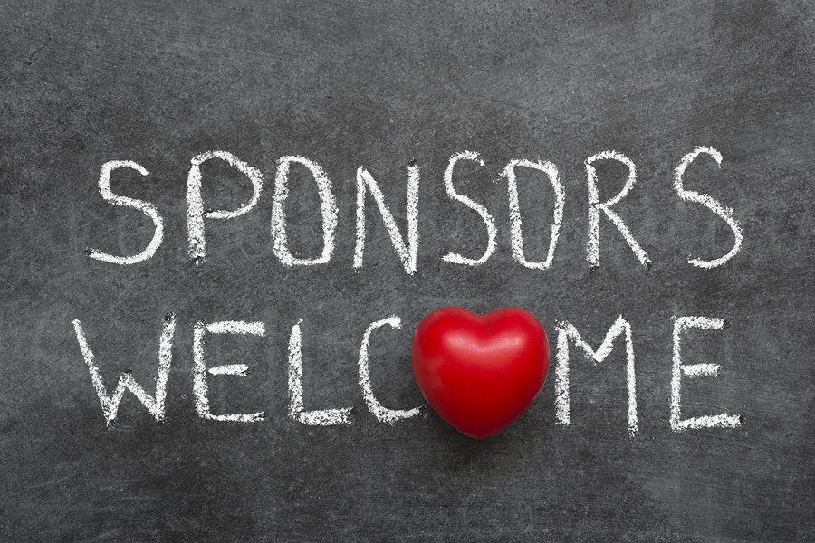 sponsors welcome